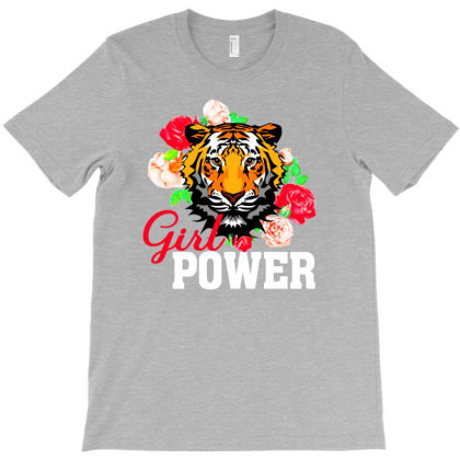Girl Power T-shirt Designed By Lotus Fashion Realm