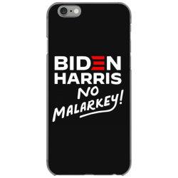 biden harris no malarkey iPhone 6/6s Case | Artistshot