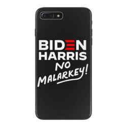 biden harris no malarkey iPhone 7 Plus Case | Artistshot