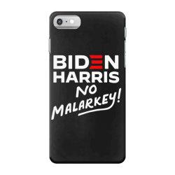 biden harris no malarkey iPhone 7 Case | Artistshot