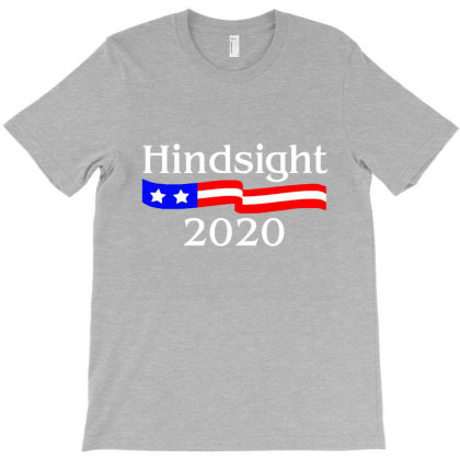 Hindsight 2020 T-shirt Designed By Lotus Fashion Realm
