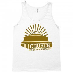 church Tank Top | Artistshot