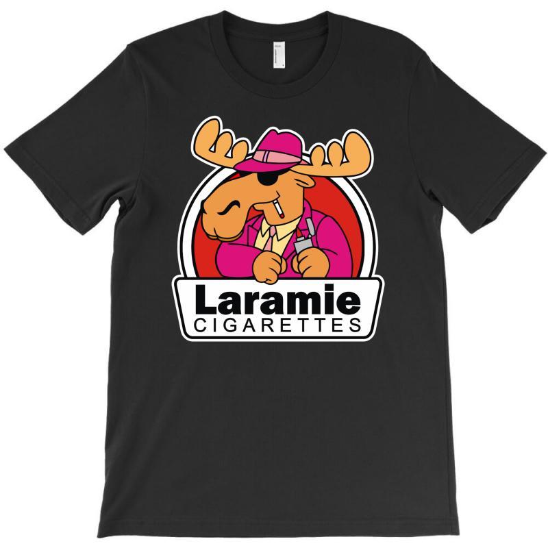 Cigarettes Mascot T-shirt | Artistshot