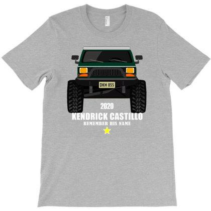 Kendrickcastillo 2020 T-shirt Designed By Lotus Fashion Realm