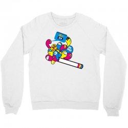 ciggarette Crewneck Sweatshirt | Artistshot