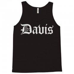 city of davis Tank Top | Artistshot