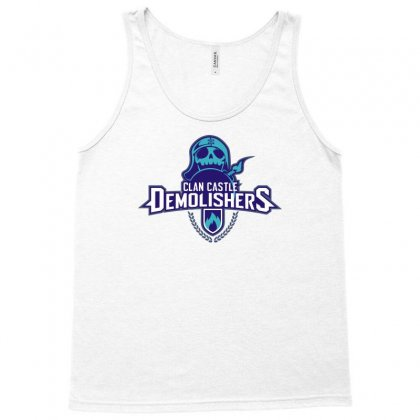 Clan Destroyers Tank Top Designed By Monstore