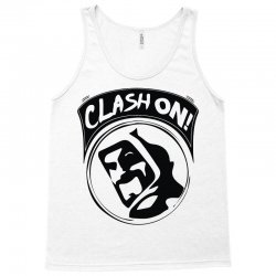 clash on! Tank Top | Artistshot