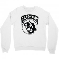 clash on! Crewneck Sweatshirt | Artistshot