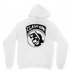 clash on! Unisex Hoodie | Artistshot