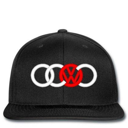 Audi Volkswagen Dope Snapback Designed By Madhatter