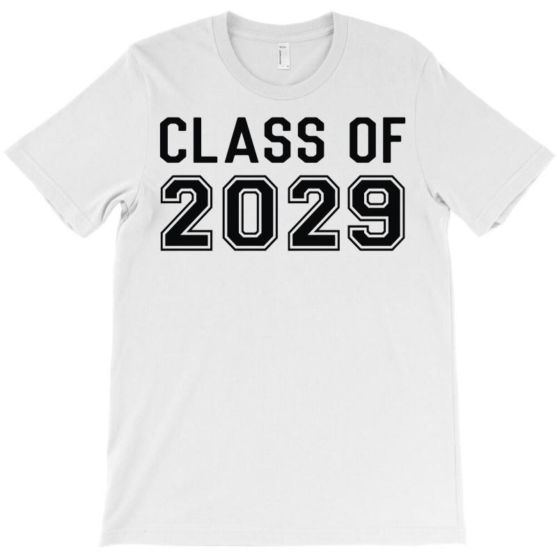 Class Of 2029 T-shirt | Artistshot
