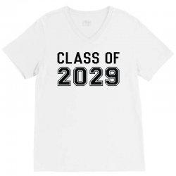 class of 2029 V-Neck Tee | Artistshot
