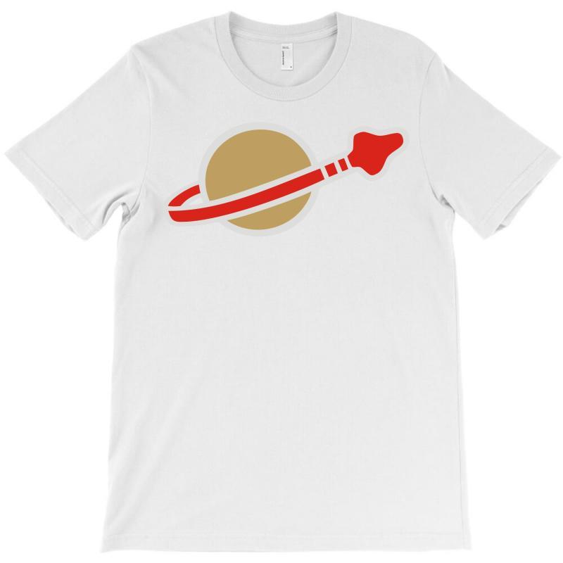 Classic Space T-shirt | Artistshot