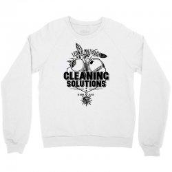 cleaning solutions Crewneck Sweatshirt | Artistshot