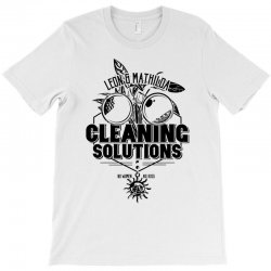 cleaning solutions T-Shirt | Artistshot