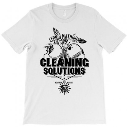Cleaning Solutions T-shirt Designed By Monstore