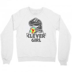 clever gir Crewneck Sweatshirt | Artistshot