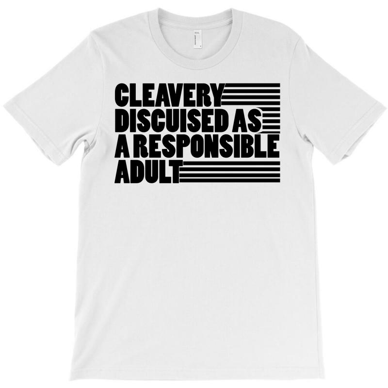 Cleverly Disguised T-shirt | Artistshot