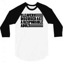 cleverly disguised 3/4 Sleeve Shirt | Artistshot
