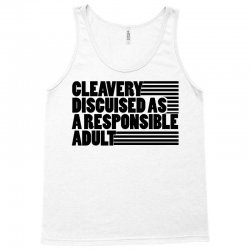 cleverly disguised Tank Top | Artistshot