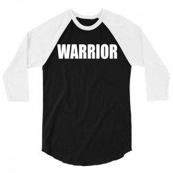 warrior w 3/4 Sleeve Shirt | Artistshot