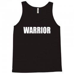 warrior w Tank Top | Artistshot