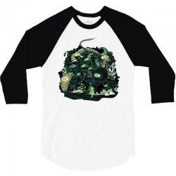 cloral 3/4 Sleeve Shirt | Artistshot