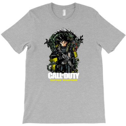 Sayan Call Of Duty Awesome Gift Shirt For Songoku Fan T-shirt Designed By Lotus Fashion Realm
