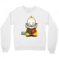 clown. Crewneck Sweatshirt | Artistshot