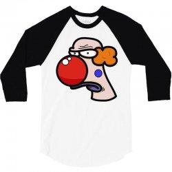 clown 3/4 Sleeve Shirt | Artistshot
