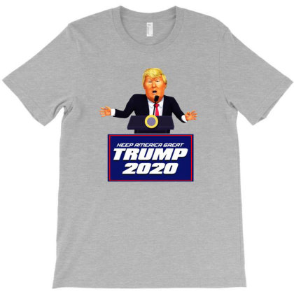 Trump's Victory Speech T-shirt Designed By Lotus Fashion Realm