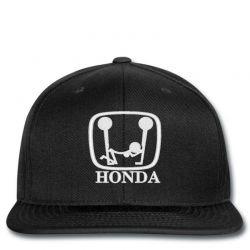 Honda Dope embroidered hat Snapback   Artistshot