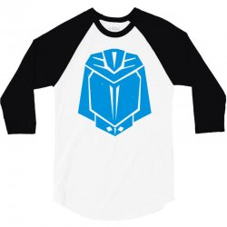 cobra commander decepticon   mono 3/4 Sleeve Shirt | Artistshot