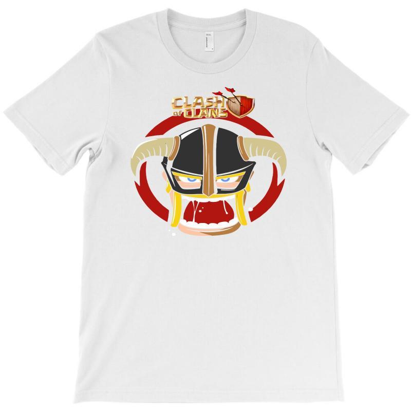 Coc Barberian T-shirt   Artistshot