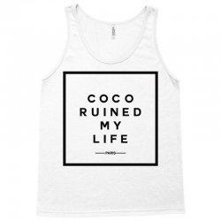 coco ruined my life Tank Top | Artistshot