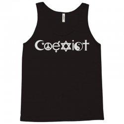 coexist Tank Top | Artistshot