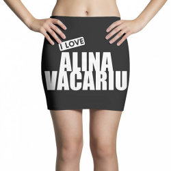 I Love Alina Vacariu Mini Skirts | Artistshot