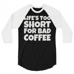 coffee (2) 3/4 Sleeve Shirt | Artistshot