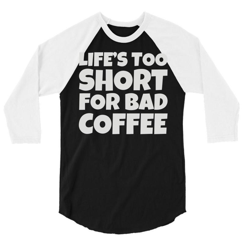 Coffee (2) 3/4 Sleeve Shirt   Artistshot