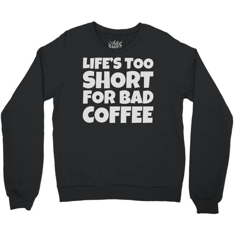 Coffee (2) Crewneck Sweatshirt   Artistshot