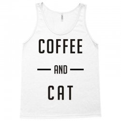 coffee and cat Tank Top | Artistshot
