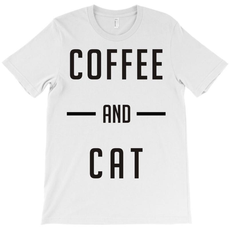 Coffee And Cat T-shirt | Artistshot