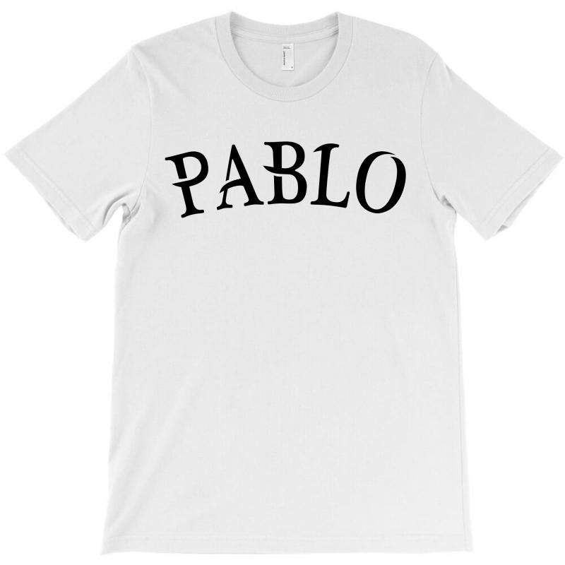 Pablo T-shirt | Artistshot