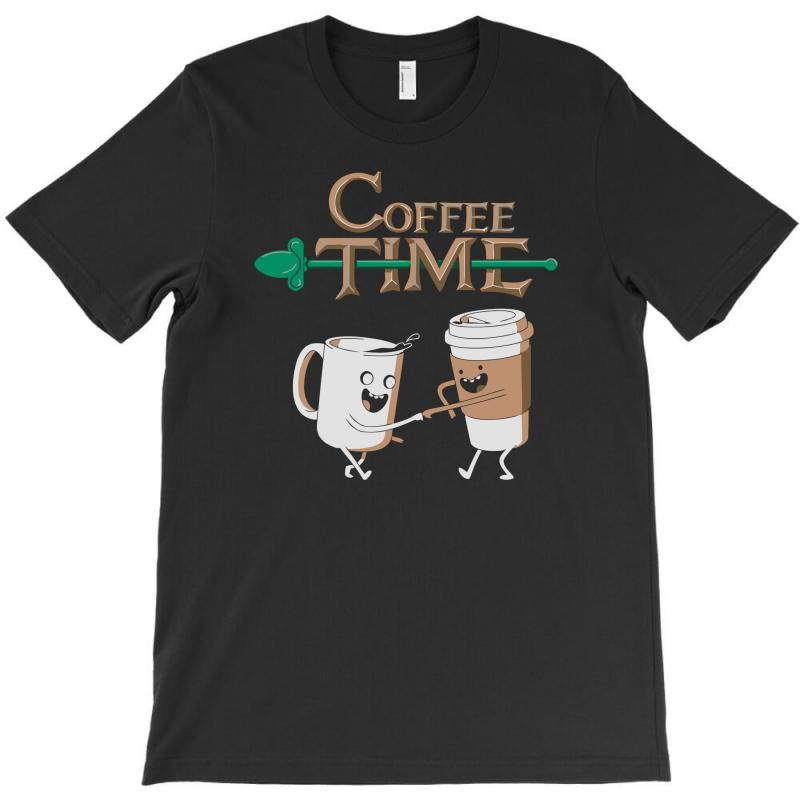 Coffee Time T-shirt | Artistshot