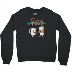 coffee time Crewneck Sweatshirt | Artistshot