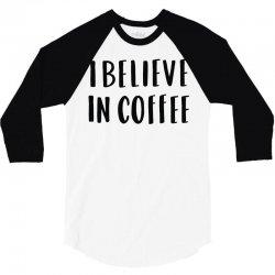coffee 3/4 Sleeve Shirt | Artistshot