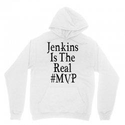 jenkins is the real mvp Unisex Hoodie   Artistshot