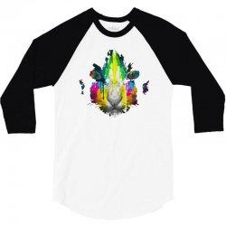colorcat 3/4 Sleeve Shirt | Artistshot