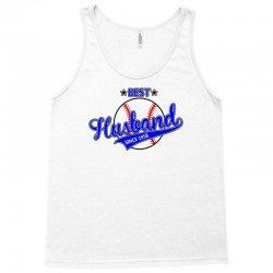 Best Husband Since 1958 - Baseball Husband Tank Top | Artistshot